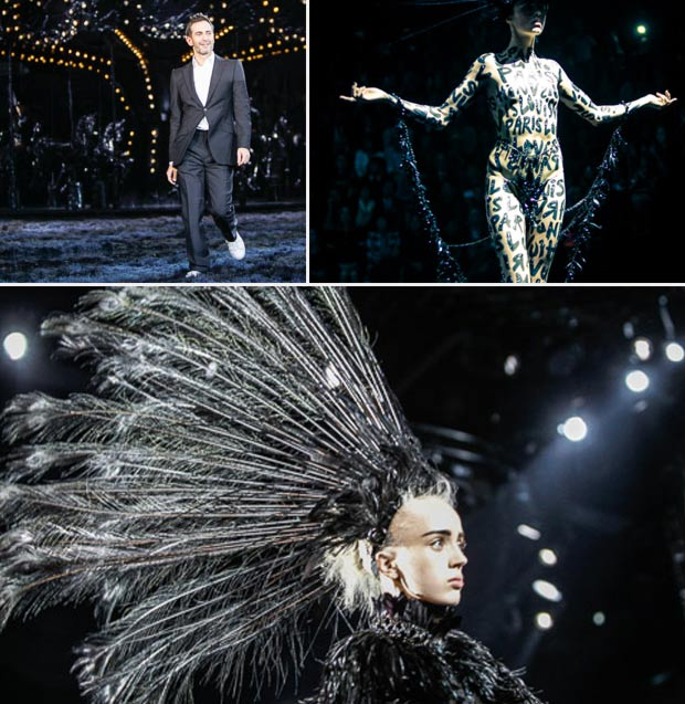 Marc Jacobs last Vuitton collection