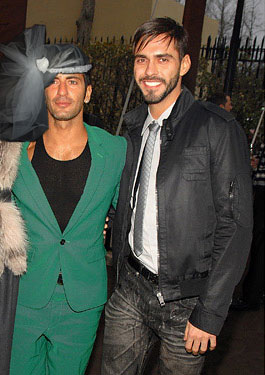 Marc Jacobs Married with Lorenzo Martone