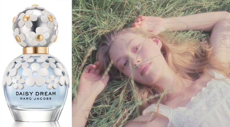 Marc Jacobs new Daisy Dream perfume ad