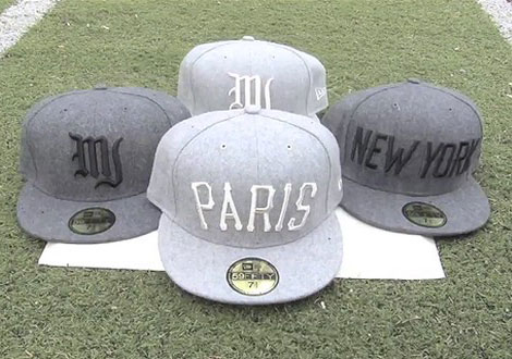 Marc Jacobs Baseball Hats For New Era