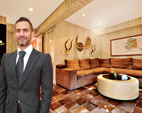 Marc Jacobs rented condo