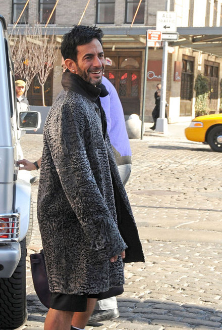 Marc Jacobs And His Men Skirt Issues