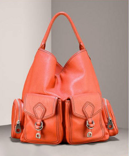Marc Jacobs Softy Faridah Pocket Hobo