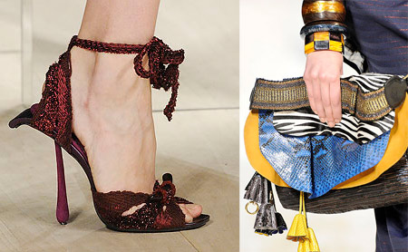 Marc Jacobs Spring Summer 2009 Collection Accessories