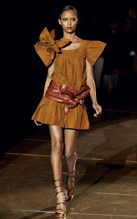 Marc Jacobs Ss 2011 collection