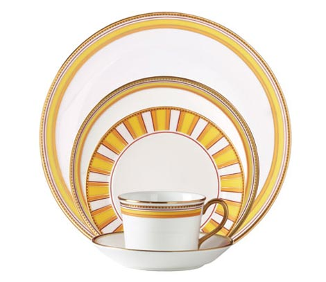 Marc Jacobs Waterford Collection plates