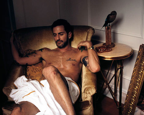 Marc Jacobs Interviewed By Calvin Klein For Harper's Bazaar