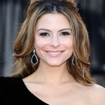 Maria Menounos black Johanna Johnson dress 2011 Oscars 3