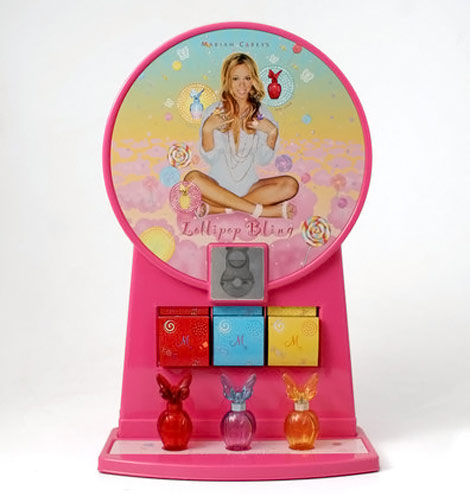 Mariah Carey Lollipop Bling perfumes