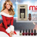 Mariah Carey OPI Holiday Nail Polish collection