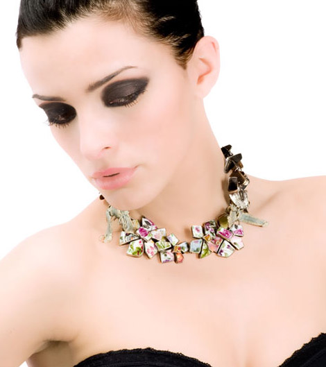 Mariella di Gregorio necklaces