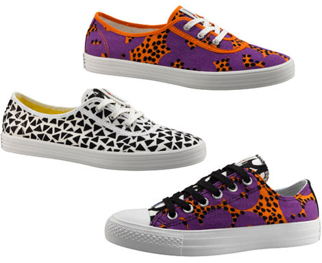 Marimekko Converse Sneakers collection