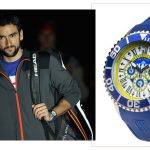 marin cilic wrist watch