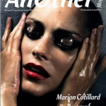 Marion Cotillard Another Magazine Spring Summer 2010 cover