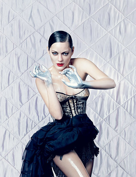 Marion Cotillard Another Magazine Spring Summer 2010