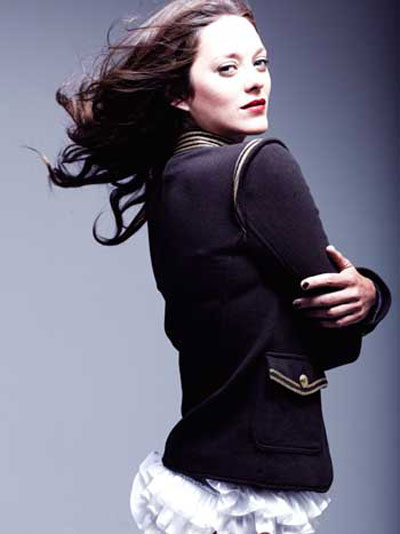 Marion Cotillard Does BlackBook Magazine June 2009
