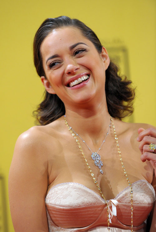 Marion Cotillard Critics Choice Awards 2010 1