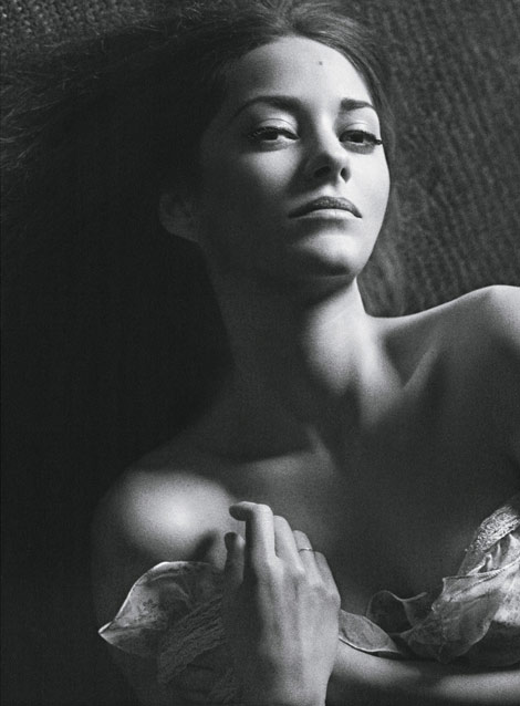 Marion Cotillard Interview magazine August 2010