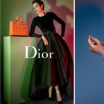Marion Cotillard Lady Dior bags campaign 2013