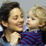 Marion Cotillard lovely boy