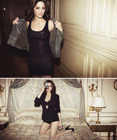 Marion Cotillard Madame Figaro January 09 4