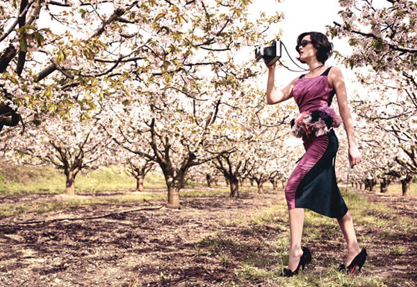 Marion Cotillard Vogue US July 2010 2