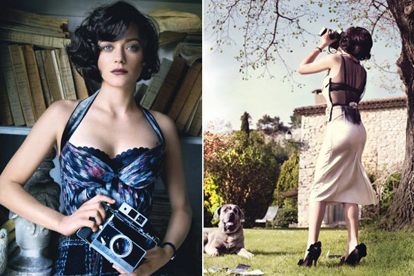 Marion Cotillard Vogue US July 2010 3