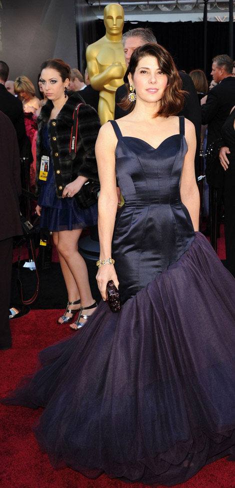 Marisa Tomei dress 2011 Oscars