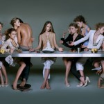 Marithe Francois Girbaud last supper