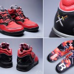 Marvel Reebok sneakers Deadpool