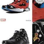 Marvel Spiderman Reebok sneakers
