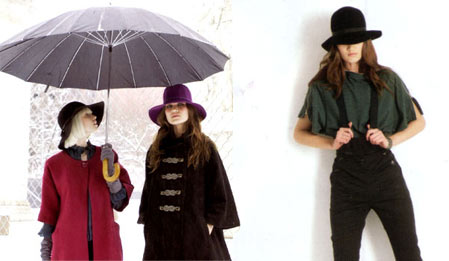 Mary Kate and Ashley Olsen Elizabeth and James Collection Fall 2008