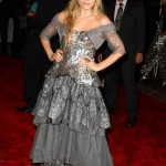 Mary Kate Olsen Christian Lacroix Met Gala 2009 3