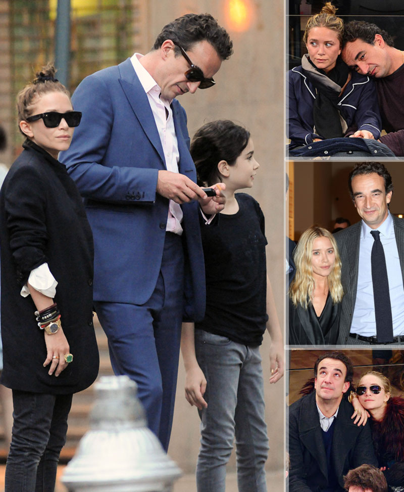 Mary Kate Olsen dating Olivier Sarkozy engaged