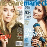 Mary Kate Olsen Marie Claire september 2010 covers