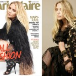 Mary Kate Olsen Marie Claire september 2010 third cover