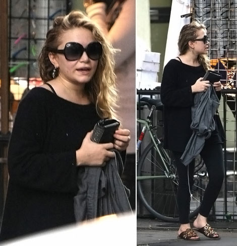 Mary Kate Olsen Weight issues