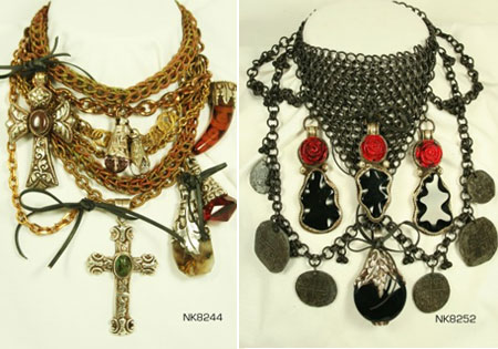 Marzia G. Necklaces