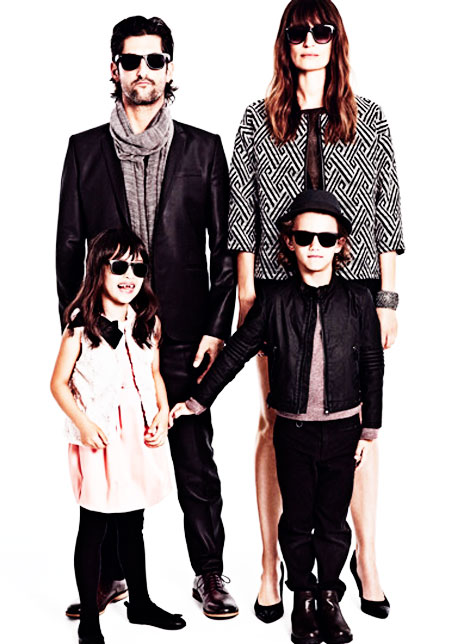 How About H & M's Fashion Family Collection?