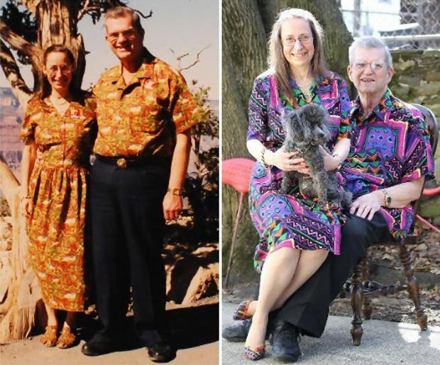 Dare To Wear Matching Outfits With Your Significant Other?