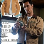 Matthew McConaughey Interstellar Carhartt Jacket