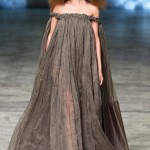 maxi dress summer 2013 Rick Owens