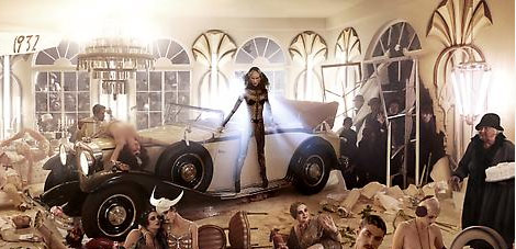 Maybach Daphne Guinness ad campaign
