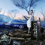 Maybach Daphne Guinness David LaChapelle large