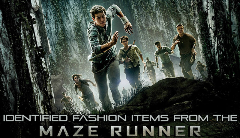 Identified Fashion Items: The Maze Runner Boots