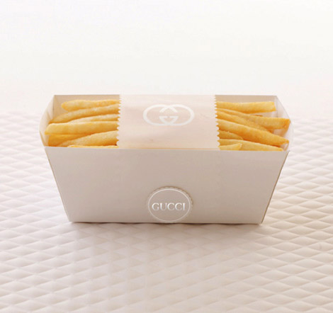 McFancy Gucci Fries