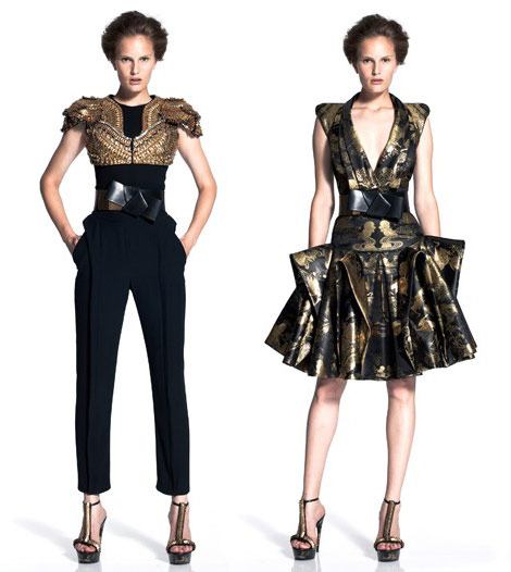 McQueen 2011 collection
