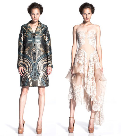 McQueen cruise 2011 collection