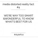media distorted reality smart