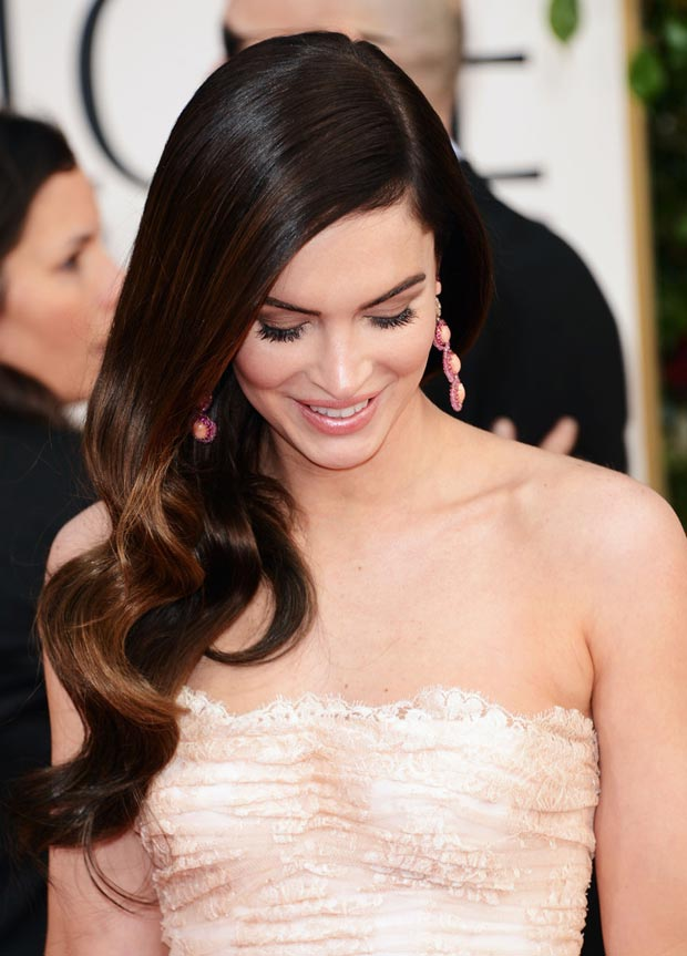Megan Fox stunning 2013 Golden Globes